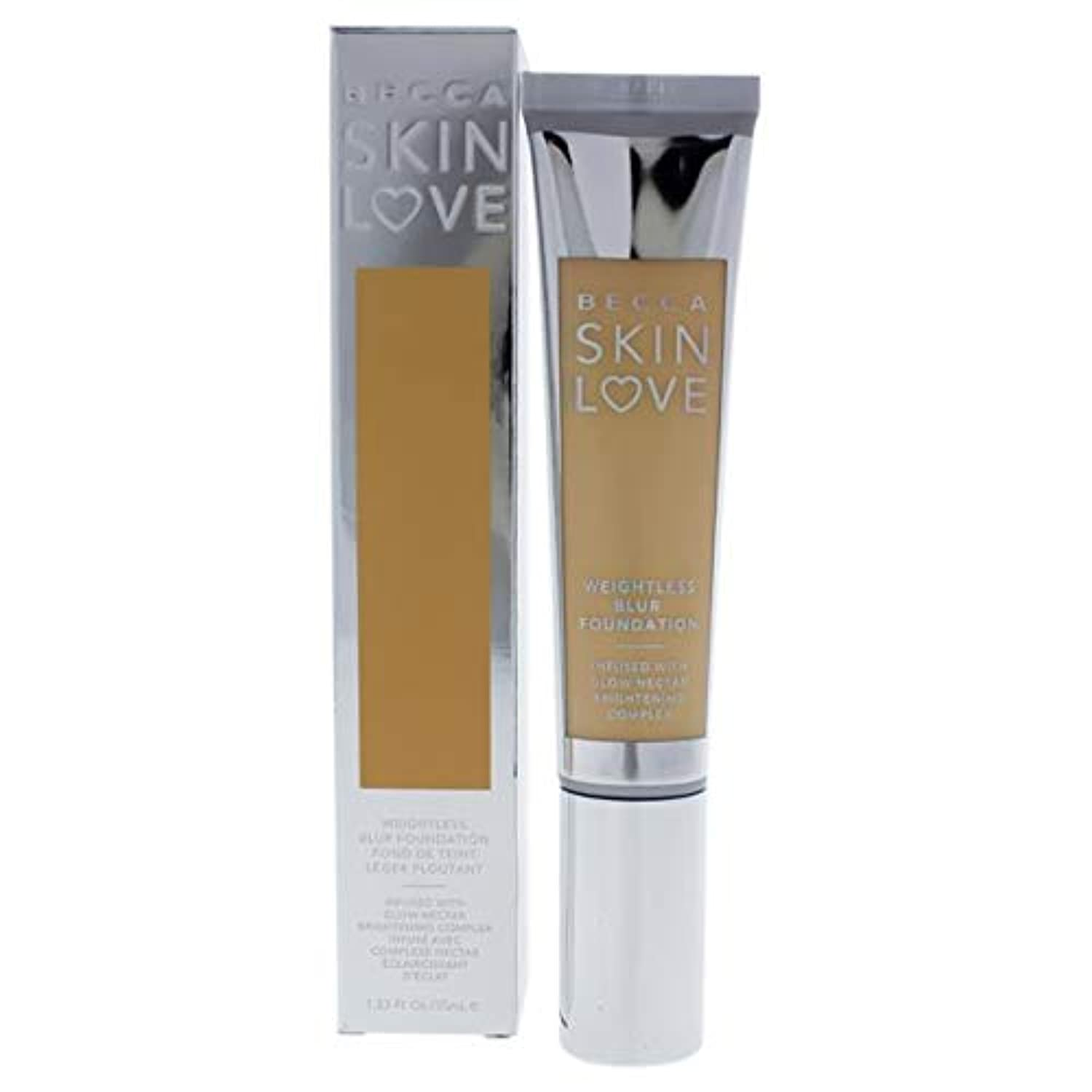 ベッカ Skin Love Weightless Blur Foundation - # Shell 35ml/1.23oz並行輸入品