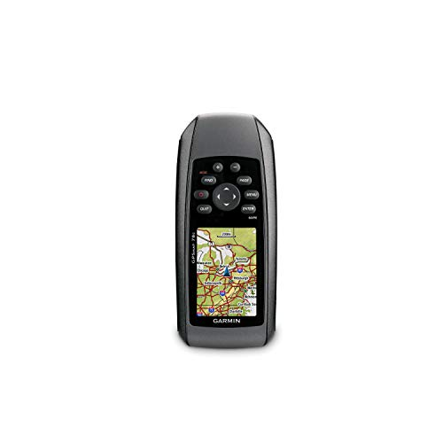 Garmin GPSMAP 78S Marine GPS Navigator and World Wide Chartplotter (010-00864-01)