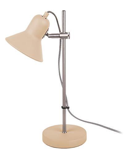 Present time - Lampe à poser fer beige SLENDER