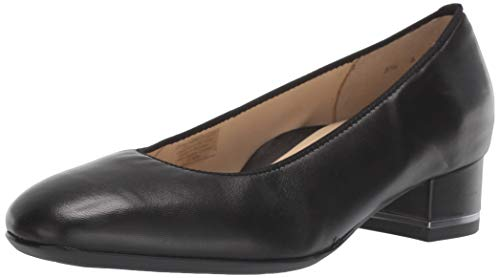 ARA Women's Gabrielle Shoe, Black Nappa, 6 W UK (8.5 US)