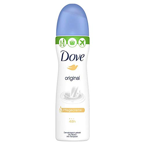 Dove Original Compressed, Deospray (1 x 75 ml)