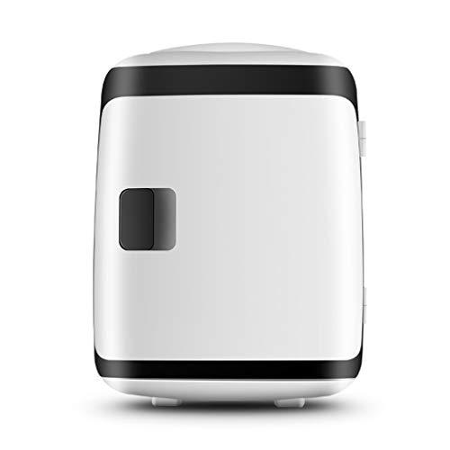 Mini Nevera Mini Refrigerador Mini refrigerador de 13 litros Frigorífico para la piel de 13 litros Pequeño refrigerador pequeño refrigerador compacto refrigerador y calentador con estantes extraíbles