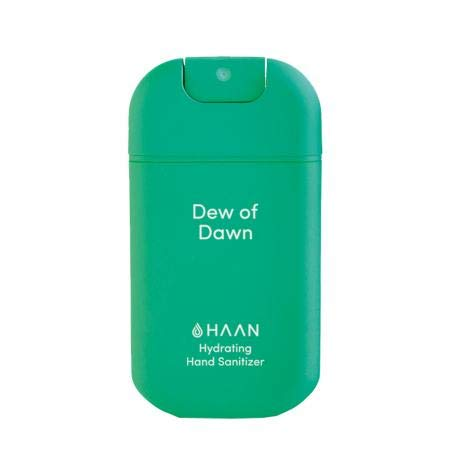 HAAN Drew of Dawn 30ml, Negro, Estándar