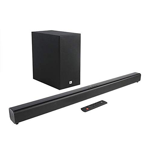 JBL Cinema SB260 Lautsprecher Soundbar 2.1 Kanal 220 W schwarz