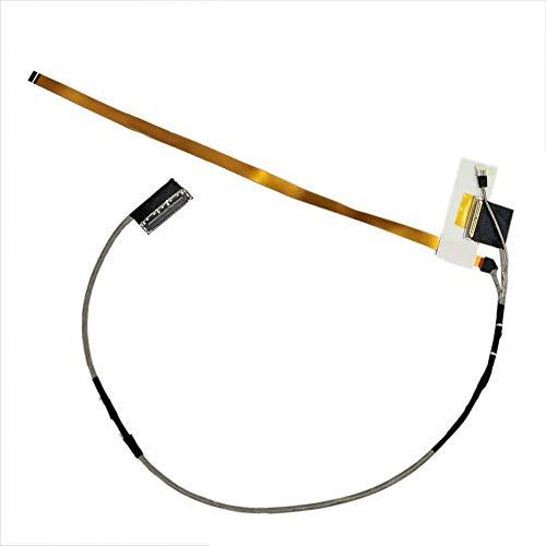 Zahara - Cable de repuesto para Lenovo IdeaPad YOGA 710-14IKB 80V4 5D10L47419 DC02002D200 LCD LVDS