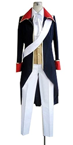 Dreamcosplay Anime Hetalia: Axis Powers Prussia Male Uniform Cosplay