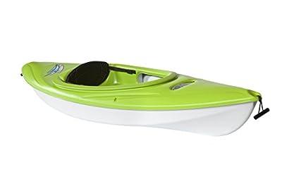 KIA08P104-00 Pelican Sprint 80X Kayak, Lime Green/White by Pelican International, Inc.