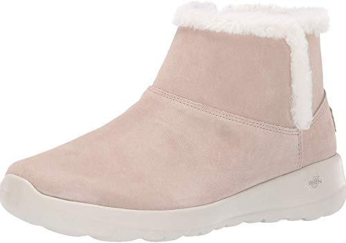 Skechers Damen ON-The-GO Joy - Bundle UP-15501 Kurzschaft Stiefel, Braun (Taupe TPE), 38 EU