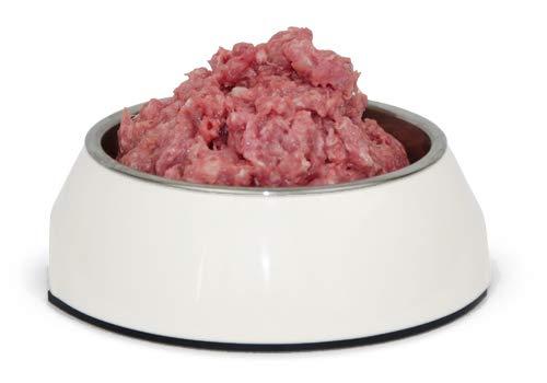 Frostfutter Nordloh Barfpaket Hühnerhälse, 12 kg, gewolft Hälse vom Hähnchen zum Barfen.