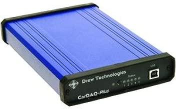 Drew Technologies (DRWCDPLUSKIT) CarDAQ-Plus J2534 Flash Reprogramming Kit