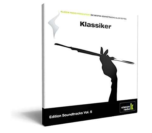 Klassik Radio   Edition Soundtracks - Klassiker, Filmmusik vom Klassik Radio Pops Orchestra unter Nic Raine