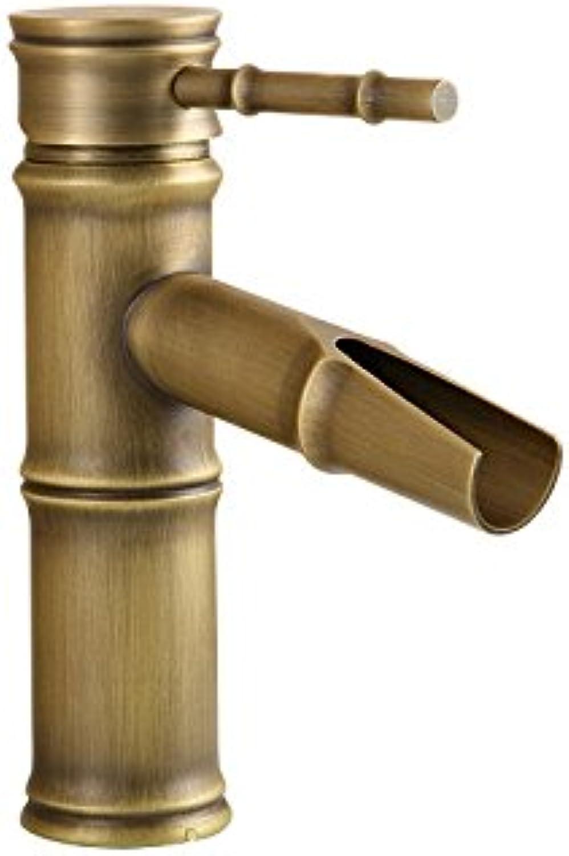 Lvsede Bad Wasserhahn Design Küchenarmatur Niederdruck Knigin Familie Wasserhahn Kupfer Badezimmer Heien Und Kalten Kunst Becken Bambus Wasserhahn I609