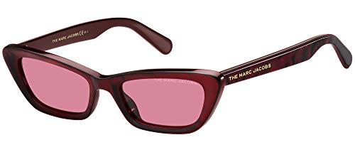 Marc Jacobs Gafas de sol de mujer con ojo de gato rosa MARC 499/S0S93 51/19