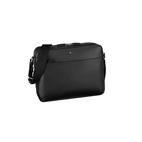 Montblanc Messenger Bag MST Urban Zip Top Black 124084
