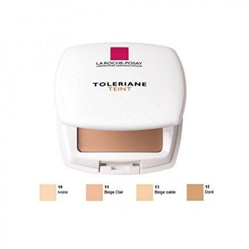 La Roche-Posay Tolériane Compact Complexion Concealer 9g - Colour : 10: Ivory