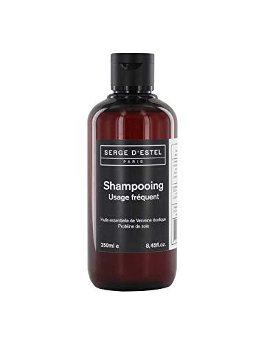 Shampoo Quotidiano 250ml Shampoo Natural Extra Delicato con Oli Essenziali e Cura Attiva Naturale Non Danneggia il Cuoio Capelluto Non testato su Animali