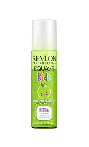 Equave Kids Green Apple Acondicionador hipoalergénico desenredante para niños 200 ml