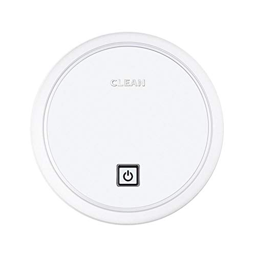 New ZQALOVE Mini Self Navigated Rechargeable Smart Robot Vacuum Cleaner Auto Sweeper Edge Clean for ...