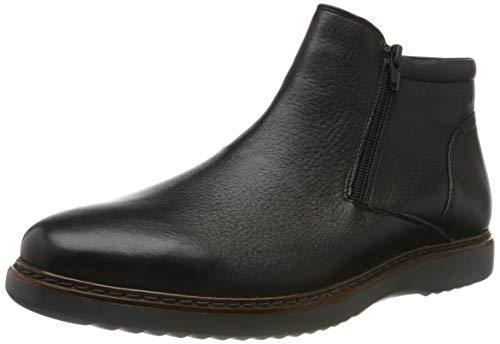 Sioux Herren Uras-703-Wf-K Klassische Stiefel, Schwarz (Schwarz 000), 46 EU