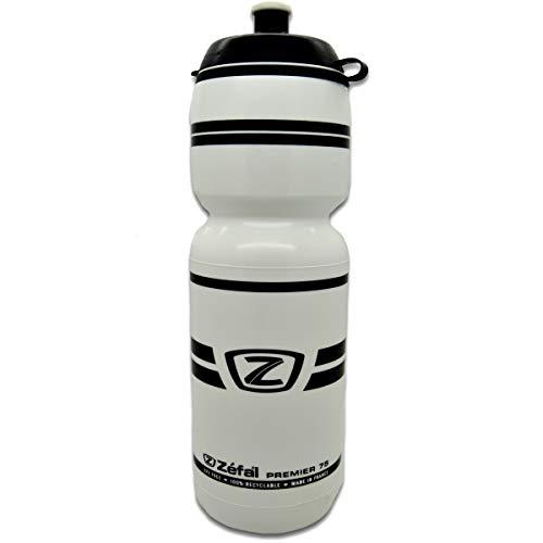 ZEFAL Premier 75 Bidón, Unisex Adulto, Blanco, 750 ml