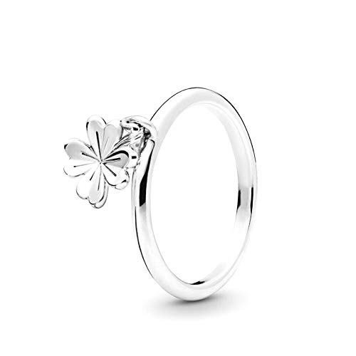 DGSDFGAH Ring Womens,Carved Flower Female Girl Crown Ring Sparkling Rhinestone Ring Wedding Engagement Jewelry Gift,8