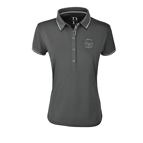 PIKEUR Damen T-Shirt DASHA, schwarz navy, 38