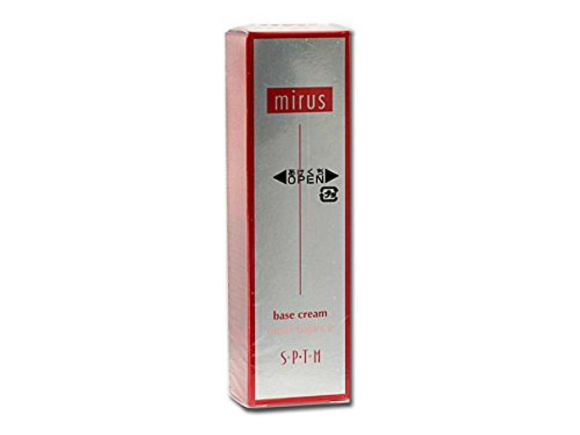 ビュッフェアリホースセプテム ミラス ベースクリーム モイストバランス 30g