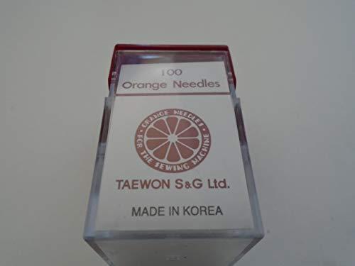 Buy NgoSew Orange Needle DIX3 29X3 for Singer 29 29-4 29U 29K Class Sewing Machines 30PCS (DIX3#130/21)