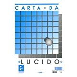 BLOCCO CARTA LUCIDA 21X29,7