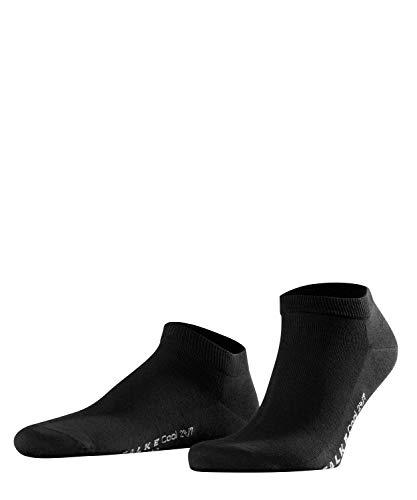 FALKE Herren Sneakersocken Cool 24/7 - 80% Baumwolle, 1 Paar, Schwarz (Black 3000), Größe: 41-42