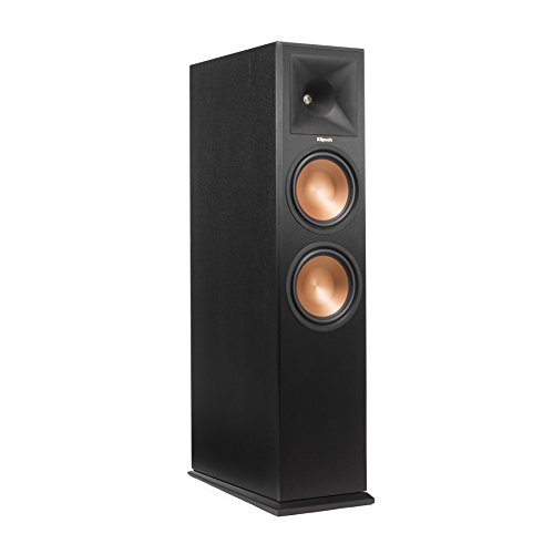 Klipsch RP 280–Lautsprecher, Schwarz