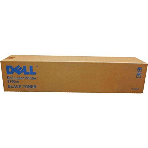 Dell Tonerkassette mit Standard-Kapazität 9.000 Seiten für Dell 5100cn Laserdrucker Schwarz