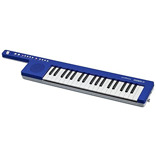 Yamaha Digital Keyboard Sonogenic SHS-300 – Tastiera Elettronica Digitale a Tracolla con MIDI, USB e Bluetooth – Keytar Portatile con Funzione JAM – Blu