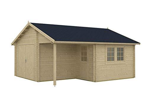 Tene Kaubandus Blockhaus Garage Oulu 520...