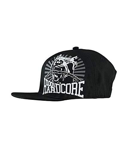 100% Hardcore - Gorra snapback