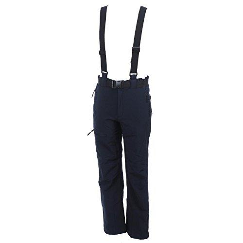 SD Best selection - Unosoft Navy Pant - Pantalon de Ski Surf - Bleu Marine/Bleu Nuit - Taille XXL