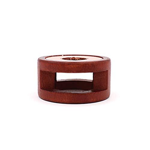 Gutyan Retro Wachs Dichtungs Wärmer Wachsschmelzofen Wooden Wax Seal Tool Candle Furnace