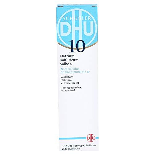 DHU Schüßler-Salz Nr. 10 Natrium sulfuricum Salbe N, 50 g Salbe