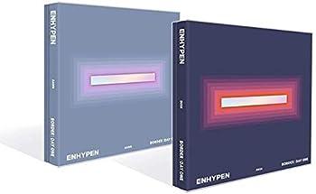 Big hit Entertainment ENHYPEN - Border   Day ONE  1st Mini Album  Album+Folded Poster  Dusk ver
