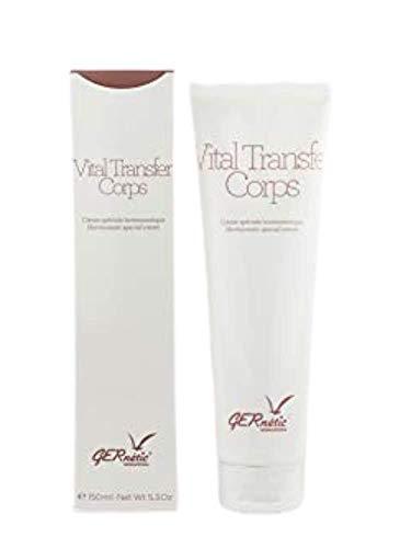 GERnétic VITAL TRANSFER CORPS NEW Menopause Treatment Body Cream- 250ml