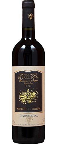 Vino rosso Cannonau di Sardegna DOC Nepente di Oliena 70cl