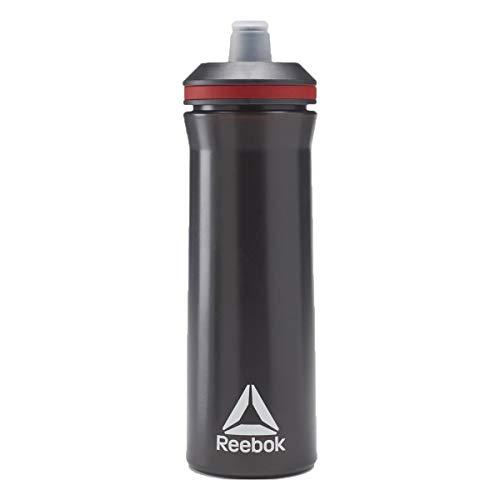Reebok Unisex Water Bottle, Black, 750 ml