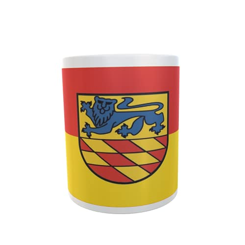 U24 Tasse Kaffeebecher Mug Cup Flagge Fronreute