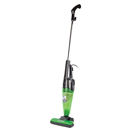 BergHOFF's Merlin ALL-IN-ONE Corded Vacuum Cleaner with Tools, Green