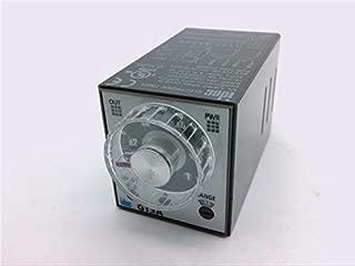 IDEC GT3A-6AD24 GT3A6AD24, Timer, Plug-in, 5AMP, 11PIN, 24VAC/DC, DPDT