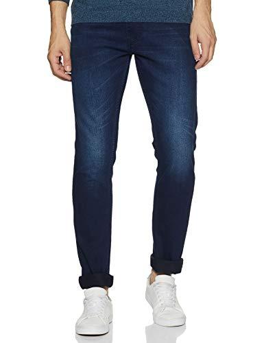 Deniklo Men's Slim Fit Jeans