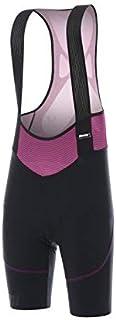 Santini Women's Volo Bib Shorts Violet Small [並行輸入品]