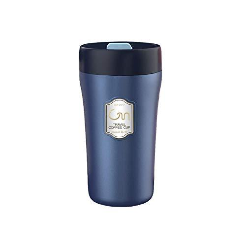 MYY Kaffeetasse Rokoko Tasse Becher Außenreisetasse Kaffeetasse-Blau_360ml