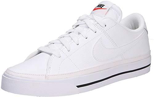 NIKE CU4149 101 Zapatillas Casuales Mujer Zapatillas Blanco 36