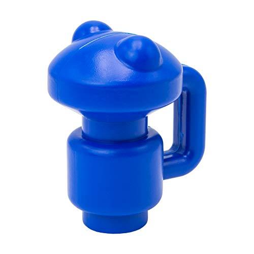 awm® Trampolin Endkappen Set *BLAU 8 Stück Schutzkappen 28 mm - Innenliegend - Sicherheitsnetz Kappen Abschlusskappen *INNEN